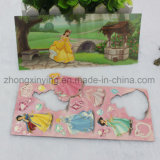 Customized Art Paper Fridge Magnetic Puzzle for Promotion Gift