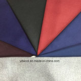 Double Face Double Colors Brushed Wool Fabric