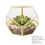 Latest Wedding Decoration Reptile Glass Terrarium Preserved Fresh Flower