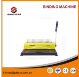 Customized Color of Office File Document Binding Machine