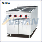 Eh887 Electric 4 Hot Plate with Cabinet (Square)
