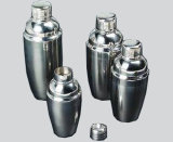 Wholesale Various Size Stainless Steel Cocktail Shaker Set for Bae Use