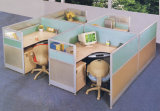 Classic Design Small Workstation Desk for Office