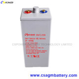 Opzv Tubular Gel Battery 2V600ah for Solar Storage