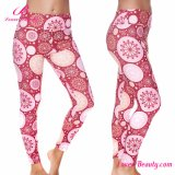 2017 Slightly Printed Sexy Women Legging