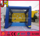 Inflatable Football Throwing Games, Inflatable Football Shooting, Inflatable Shooting Ball Game