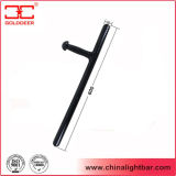 PC and Ge Brand Police Rubber Stick Baton (JG-T)