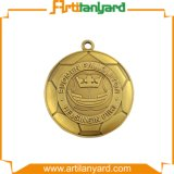 Customized Metal Medal with Gold Plating