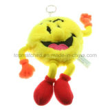 Wholesale Plush Keychain Toy for Promotion