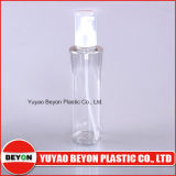 240ml Pet Plastic Cylinder Bottle with Spray Pump (ZY01-B060)