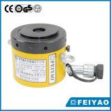 Single Acting Safety Lock Nut Hydraulic Jack Pankcake/Mechanical Lock Nut Hydraulic Cylinder