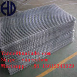 Concrete Fence 4X4 Galvanized Steel Wire Mesh Panels
