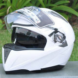 2017 DOT Approved Dual Visors Flip up Motorcylce Helmet Import