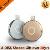 Small Round OTG USB Memory Stick for Iflash Gift (YT-I003)