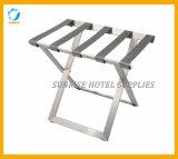 Hotel Stainless Steel Luggage Rack