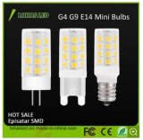 Lohas LED Corn Bulb Light 2835 3014 SMD G4 G9 E14 1W - 7W Mini LED Corn Bulb