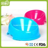 Horseshoe Shape PP Pet Bowl