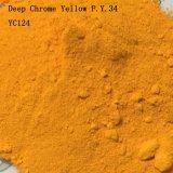 Ingorganic Pigments Deep Chromeyellow Pigment Yellow 34