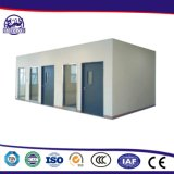 Built-in Screw Holes Reinforced Plate Fireproof Steel Door