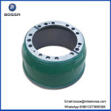 Semi Delivery Truck Wheel Part Casting Iron Brake Drum