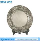 Custom Logo Blank Metal Souvenir Plate Plaque Crafts
