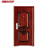 TPS-079 Used Metal Exterior Security Steel Door