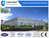 2017 New Style Beautiful Steel Structure Warehouse for Storage