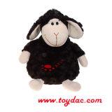 Plush Cartoon Sitting Sheep Stuffed Toy