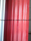 PPGL Prepainted Galvalume Corrugated Roofing Sheet for Roof
