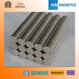 N33 Strong Permanent Motor Magnet