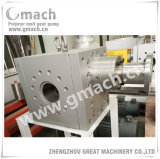 Large Flow Rate Melt Gear Pump for High Output Capacity Plastic Extruder