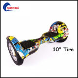 Shipped From USA Fast Delivery Koowheel 10 Inch Tire Smart Self Balancing Board Scooter Standing Stable Scooter Smart New Motorcycle Board