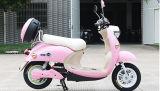 Vespa Style Pink E Scooter 1000W