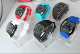 Factory Newest Touch LED Cheap Sport Silicone Watch (BZ-SW025)