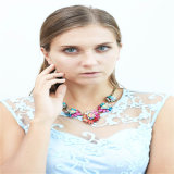 New Item Colorful Resin Glass Acrylic Fashion Jewelry Earrings Bracelets Necklaces