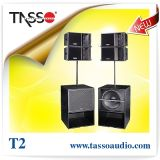 High Power Professional Concert Sound with DSP AMP