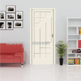 Customized Fire-Resistant WPC Interior Painting Door (YM-010)