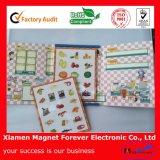 PVC Magnetic Board Artpaper Magnet Book Magnetic Figures