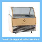 Ice Cream Showcase / Display Freezer (Dixell Control)