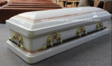 American Style Casket with Paulownia Wood