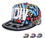 Custom Logo Colorful Printed Snapback, Sport Cap, Hip-Hop Cap in Various Size, Material and Design