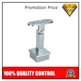China Manufacture Stainless Steel Square Handrail Bracket