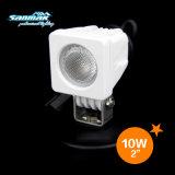 "10 Watt 2"" CREE LED 10-30V LED Working Lamp"