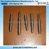 Replaceable Chemical Pump Shaft for Machining