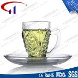 80ml Wholesale New Design Glass Tea Set (CHM8455)