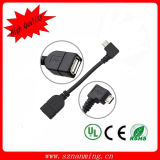 Micro USB OTG Host Cable for Smartphone