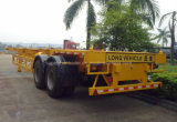 Eixo do Semi-Trailer 2 do frame (PC9350J)