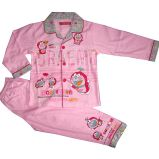 Hot Selling Cartoon Unique Lovely Children′s Sleepwear-001