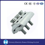 APG Aluminum Alloy Parallel Groove Clamp for Conductor