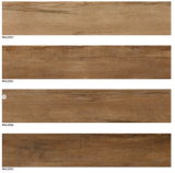 Wood Tiles 15X60cm, 16X90cm, 20X100cm Wall Floor Glazed Tiles